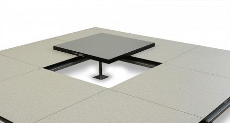 Raised Flooring India Unitile False Flooring